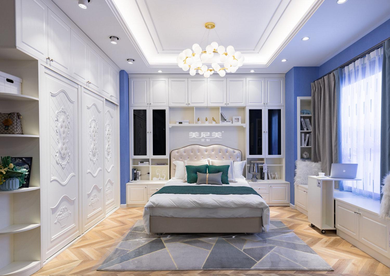 苏黎世湖系列_卧室家具