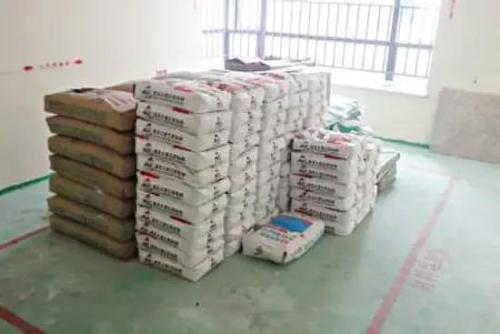 停工,业主,装修公司,放置,不必要,启封,水泥,物品,协议,装修材料