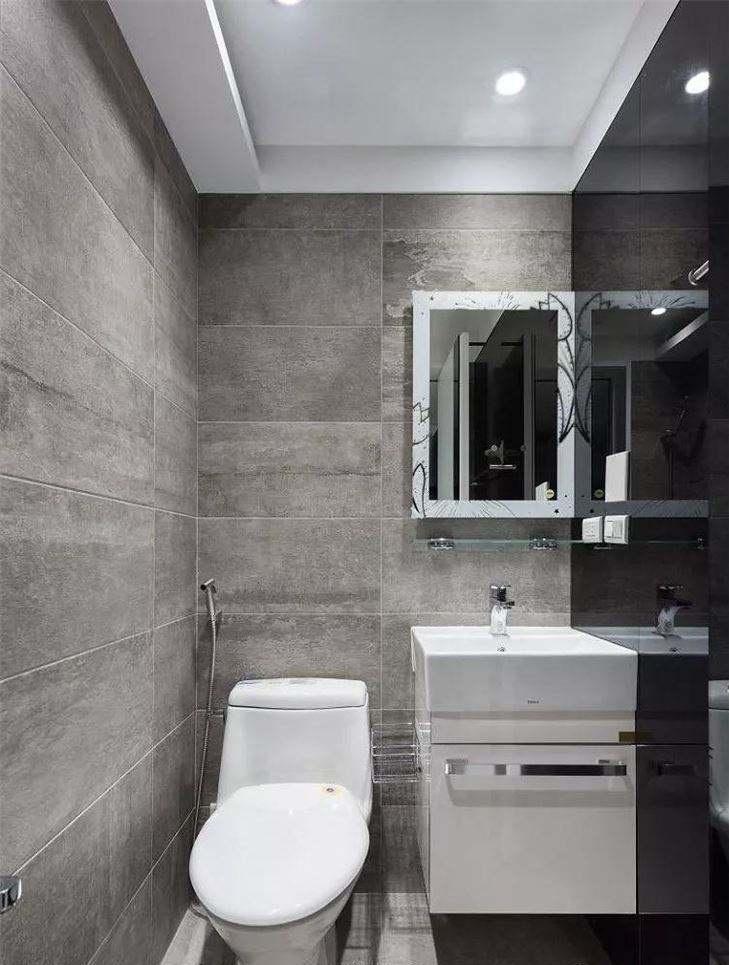 小户型卫生间如何装修设计?这些方法我给十分