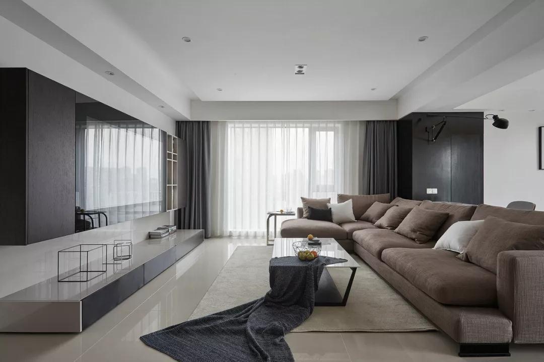 怎样打造出一个舒适的当代简约风格卧房?